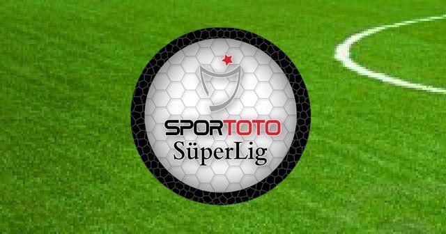 Süper Lig'de sürpriz program değişikliği