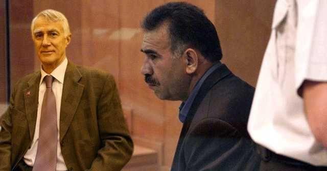Terörist başı Öcalan'ı yargılayan yargıç siyasete girdi