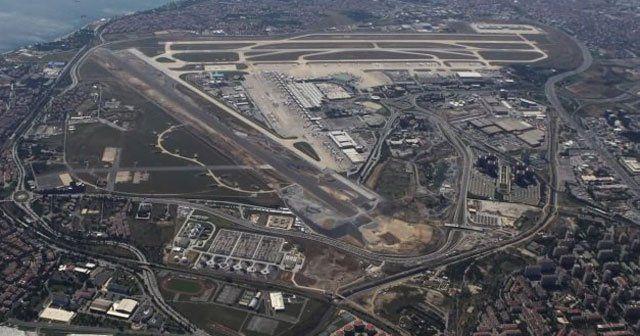 Topçu'dan Atatürk Havalimanı çıkışı