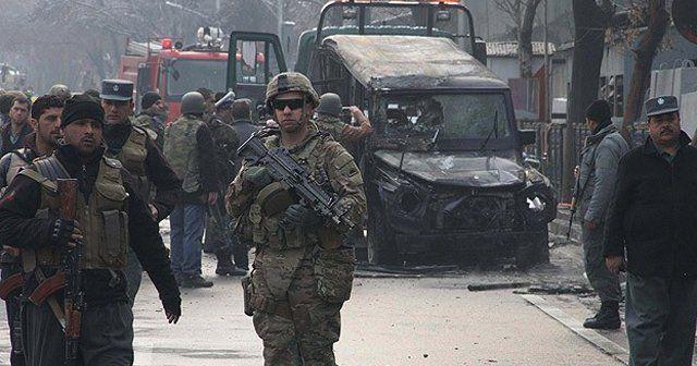Türk askerlerinin bulunduğu araca saldırı Afganları üzdü