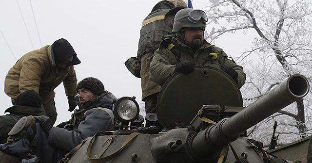 Ukrayna'da ateşkes 60 kez ihlal edildi