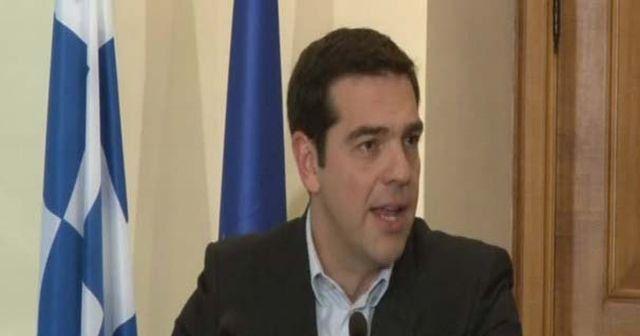 Yeni Başbakan Çipras'a  kötü haber