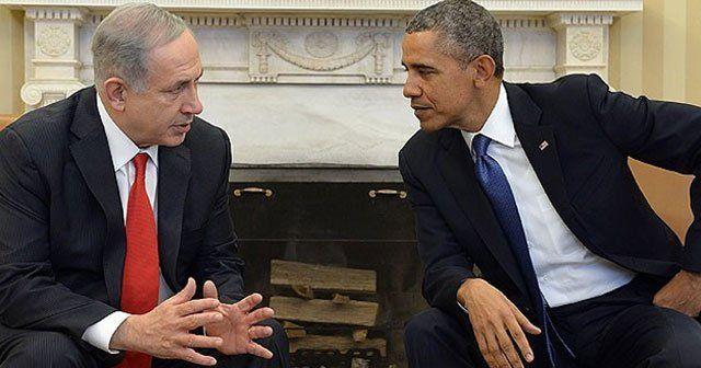 Zoraki müttefikler, 'Obama-Netanyahu'