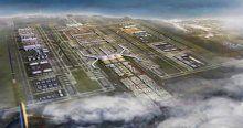 3'üncü havalimanında önemli gelişme