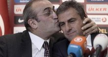 Albayrak'tan Hamzaoğlu'na 'I Love You...'