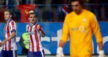 Atletico Madrid fırsatı tepmedi