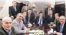 Başbakan Davutoğlu operasyon gecesini anlattı