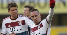 Bayern Münih farka doymuyor