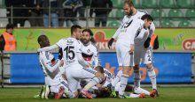 Beşiktaş 2-1 Çaykur Rizespor maçın geniş özeti ve golleri