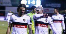 Eskişehirspor evinde Beşiktaş'ı 1-0 mağlup etti