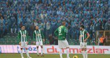 Bursaspor'a tribün kapatma cezası