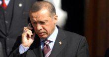 Cumhurbaşkanı Erdoğan şehit askerin ailesini aradı