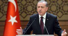 Erdoğan'dan o eleştirilere net cevap, 'Tarafım'