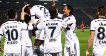 Fenerbahçe'den 5 gollü zafer