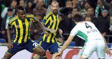 Fenerbahçe'den Samsun'a 39 sayı fark