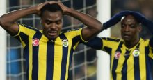 Fenerbahçe taraftarını çıldırtan pozisyon