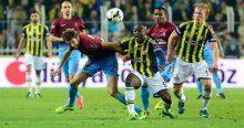 Fenerbahçe Trabzonspor'la yarın kozlarını paylaşacak