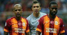 Galatasaray'a çifte müjde