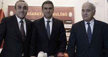 Galatasaray'da istifa kararı