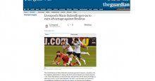 İngiliz basını Beşiktaş'a övgüler yağdırdı