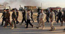 Irak'ta Bağdadi bölgesi IŞID'den kurtarıldı