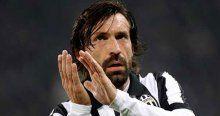 Juventus'ta Pirlo depremi
