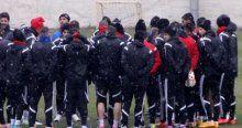 Karabükspor'da kupa maçı öncesi 5 sakat