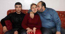 Kız istemek için gittikleri Suriyede rehin alındılar