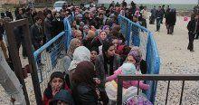 Kobani'ye dönüşler sürüyor
