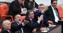 Mecliste 'Şah Fırat' tartışması