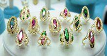 Mücevher ihracatı yüzde 40 arttı