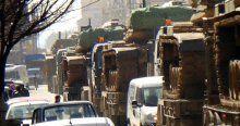 Şah Fırat operasyonuna katılan birlikler geri dönüyor
