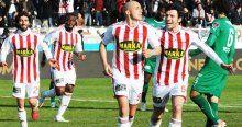 Sivasspor, Akhisar Belediyespor'u 2-0 yendi