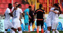 Süper Lig'de tarihi galibiyet