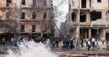 Suriye'de 48 sivil kurşuna dizilerek öldürüldü