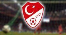 TFF'den 'Fenerbahçe ve Trabzonspor' açıklaması