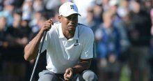Tiger Woods tenise süresiz ara verdi