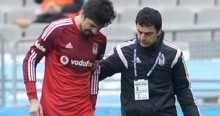 Tolga Zengin'den Beşiktaş'a kötü haber