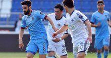 Trabzonspor son dakikada yıkıldı