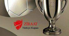 Türkiye Kupası'nda son 16 programı