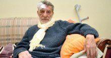 Ünlü sanatçı Ahmet Mekin ölümden döndü