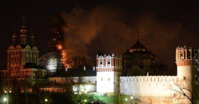 'Dünya mirası' cayır cayır yandı!