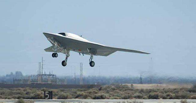 ABD uçağı Suriye'de düşürüldü