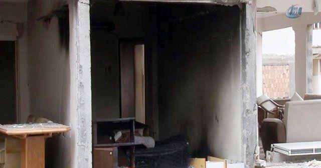 Ankara'da doğalgaz patlaması, 5 yaralı