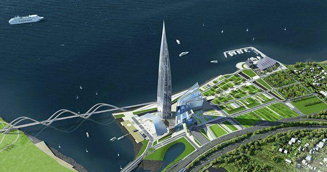 Avrupa'nın en yüksek binasının inşası başladı!