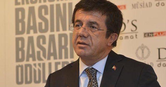 Bakan Zeybekci'den ekonomiyi sakinleştirecek açıklama
