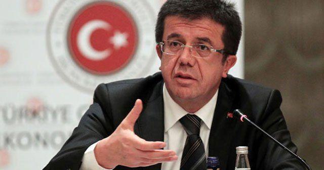Bakan Zeybekci, 'Merkez Bankası tam bağımsızdır'