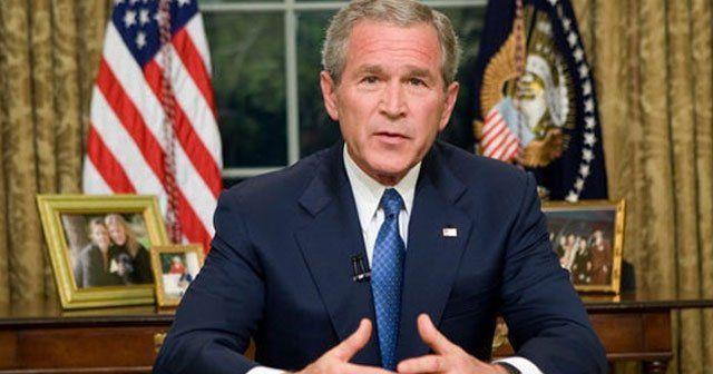 Eski ABD Başkanı Bush'a Venezuela'ya giriş yasağı