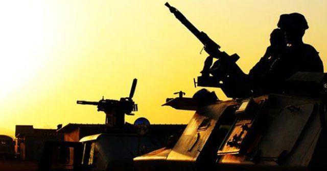 IŞİD'e karşı askeri operasyon başladı