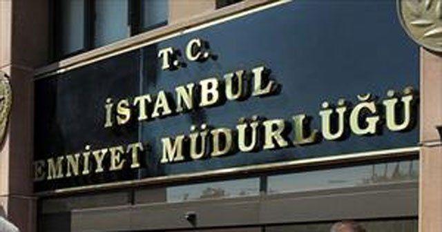 İstanbul Emniyet Müdürlüğü'nden o habere yalanlama